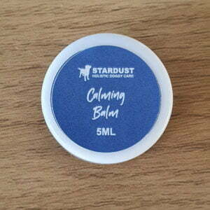 Stardust Dogs Calming Balm Natural Dog Products